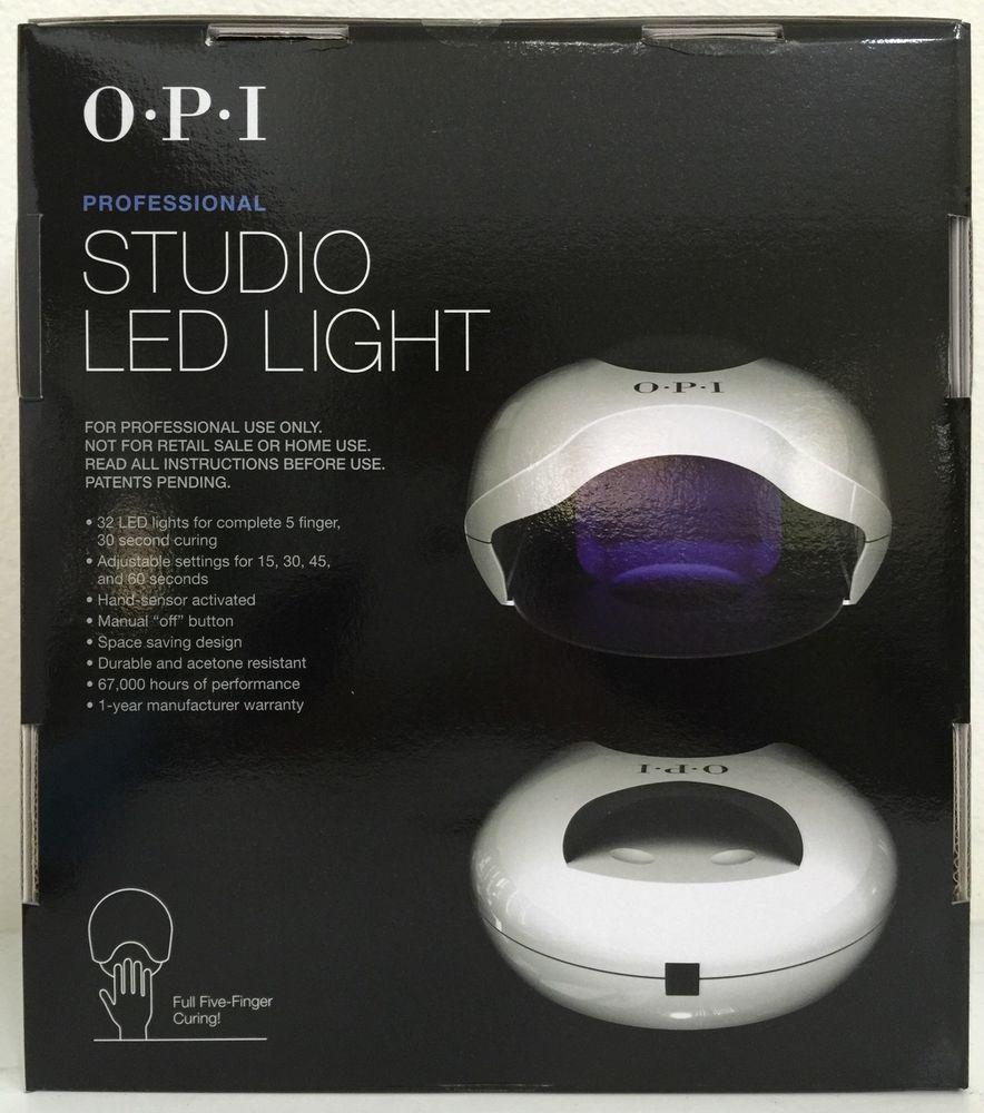 OPI LED Lamps – Black metal vs. White Lamp vs. Dual Cure – OPI ...