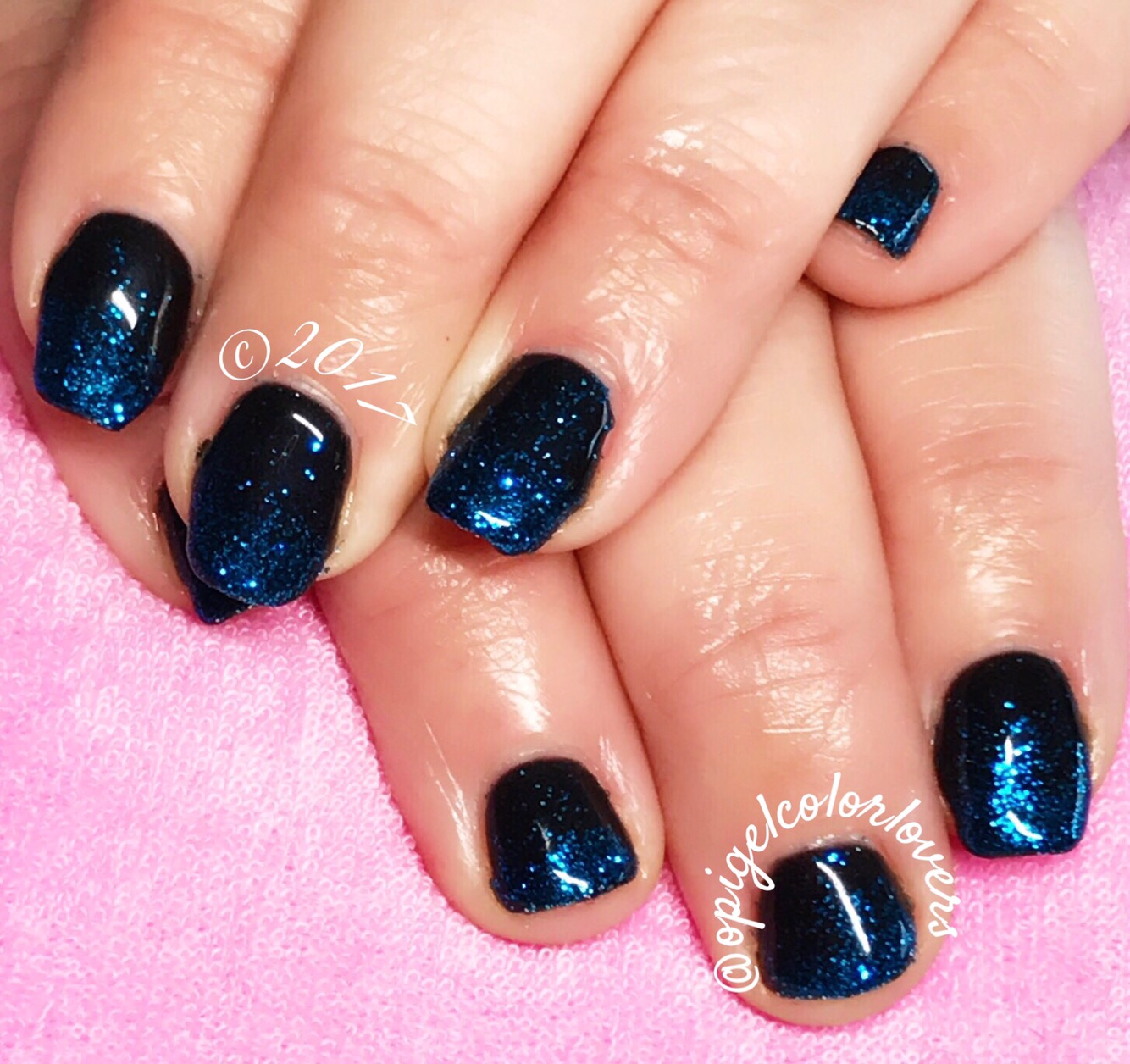 Black dress not optional opi - Manicure Monday Black Dress Not Optional Opi Gelcolor Lovers